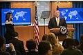 Secretary Pompeo Press Briefing (49086860661).jpg