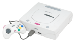 Model 2 Japanese Sega Saturn
