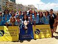 Seleccion galega feminina Campioa futbol praia 2014.jpg