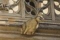 Semur en Auxois-Collégiale Notre-Dame-Gargouille du Narthex 4-20110304.jpg