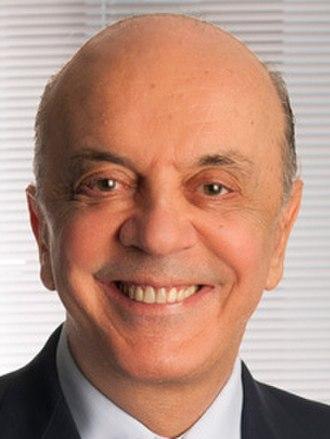 2010 Brazilian general election - Image: Senador José Serra (Foto Oficial 2015) (cropped) (cropped)