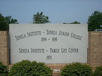 Seneca Institute – Seneca Junior College - Seneca Institute - Family Life Center