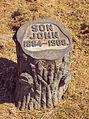 Senn (John), Rosedale Cemetery, 2015-09-16.jpg