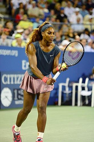 2014 WTA Tour - Image: Serena Williams (9630779153)