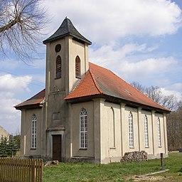 Church in Serno in Saxony-Anhalt, Germany