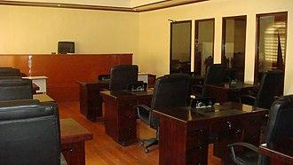 San Ildefonso, Bulacan - Image: Sessionhalljf