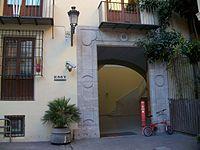 Seu de l'EMT de València a la plaça del Correu Vell.JPG