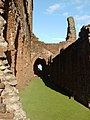 Shadows and sunlight at Sweetheart Abbey - geograph.org.uk - 528873.jpg