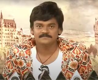 Shakalaka Shankar Indian actor