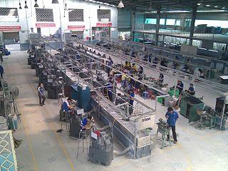 Manufacturing in Vietnam