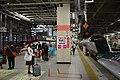Shinkansen at Sendai Station 2016-10-10 (30385509050).jpg