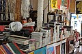 Showroom of traditional Laotian craft, incl. handmade paper (14602659321).jpg