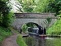 Shropshire Union Canal Bridge No 13 at Brewood, Staffordshire - geograph.org.uk - 1371860.jpg