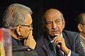 Shyamal Kumar Sen Talks with Prantosh Sengupta - Kolkata 2017-01-27 3718.JPG