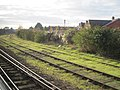 Sidings north east of Salisbury railway station (geograph 3757069).jpg