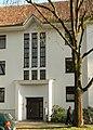 Siedlung Italienischer Garten Wehlstrasse Hauseingang.jpg