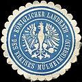 Siegelmarke Königlicher Landrath des Kreises Mülheim (Rhein) W0214320.jpg