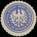 Siegelmarke K.Pr. Berg-Inspektion am Deister W0360465.jpg