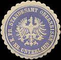 Siegelmarke K.Pr. Standesamt Oberneisen Kreis Unterlahn W0345949.jpg