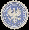 Siegelmarke K. Kreisphysikat 15 in Altona W0360347.jpg