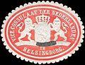 Siegelmarke Vice Consulaat der Nederlanden te Helsingborg W0223604.jpg