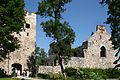Sigulda medieval castle ruins - panoramio.jpg
