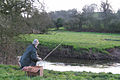 Silverton, fishing on the Culm - geograph.org.uk - 104278.jpg