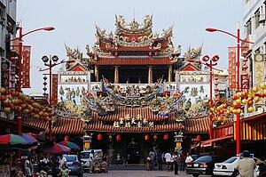 Xingang, Chiayi - Fengtian Temple