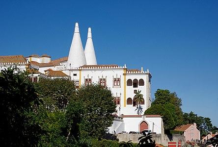 Sintra Palácio Nacional