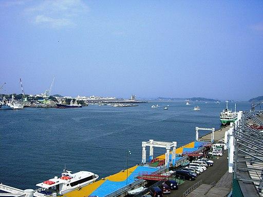 Siogama port