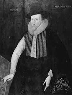 George More English politician