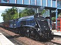 Sir Nigel Gresley 60007 - Dalgety Bay - Fife Circle Line - geograph.org.uk - 1364045.jpg