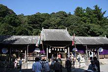 大田村 (大分県)