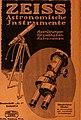 Sirius; Zeitschrift für populäre Astronomie (1922) (14588396737).jpg