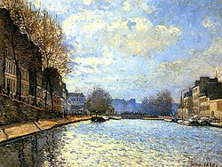Saint-Martin-kanalen