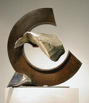 John Van Alstine - Sisyphean Circle III, 2005
