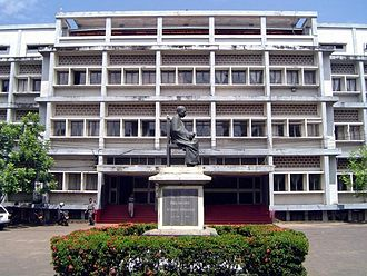 Education in Sri Lanka - Sri Jayewardenepura University, Faculty of Humanities and Social Sciences Building