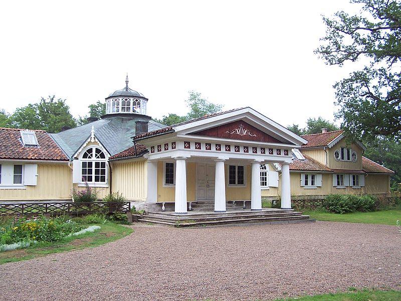 Skärva country estate