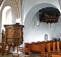 Skanderup Kirke prædikestol.jpg