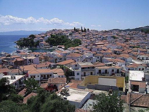 Skiathos view - panoramio