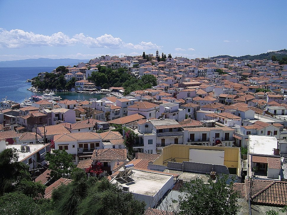 Skiathos view - panoramio