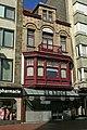 "Slagerij ""DE KNOCK"", belle époquehuis, Lippenslaan 387, Knokke (Knokke-Heist).JPG"
