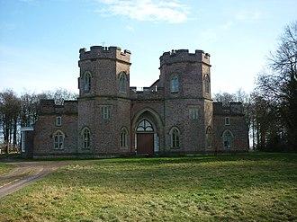 Sledmere - Image: Sledmere Castle