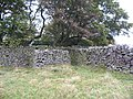 Small sheepfold in the corner of two dry stone walls - geograph.org.uk - 583375.jpg