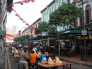 Singaporean cuisine Culinary traditions of Singapore
