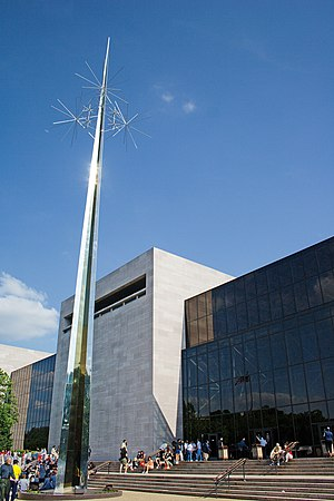 National Air and Space Museum - Image: Smithsonian Air and Space Museum