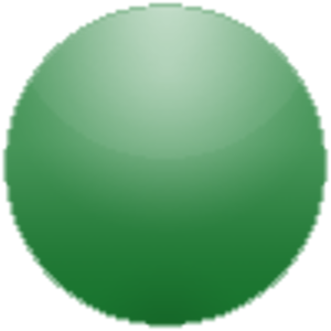 1959 News of the World Snooker Plus Tournament - Image: Snooker ball green