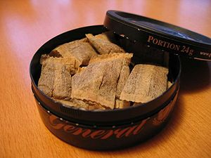 Smoking in Norway - Approximately 17% of adult men and 4% of adult women use snus daily or occasionally