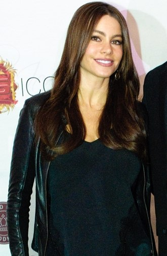 Sofía Vergara - Vergara in February 2011