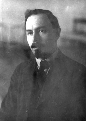 Grigori Sokolnikov - Grigori Sokolnikov (1888-1939)